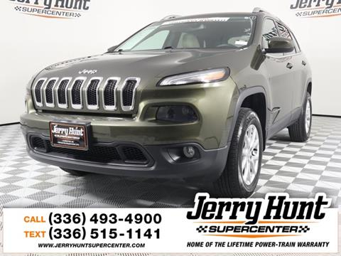2015 Jeep Cherokee for sale in Lexington, NC