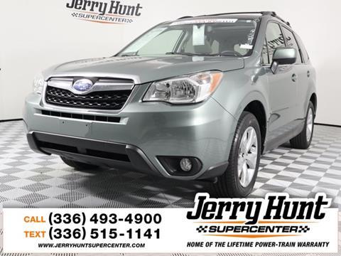 2016 Subaru Forester for sale in Lexington, NC