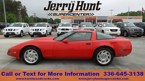 1995 Chevrolet Corvette for sale in Lexington, NC