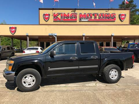 2007 GMC Canyon for sale in Vidor, TX