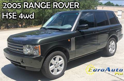 2005 Land Rover Range Rover for sale in Liburn GA