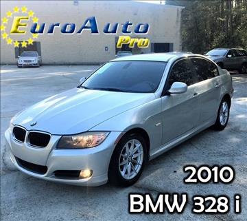 2010 BMW 3 Series for sale at EURO AUTO PRO in Liburn GA