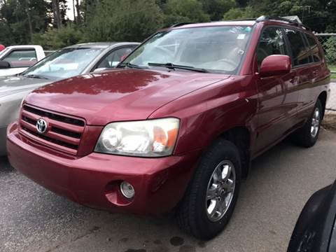 Toyota highlander for sale in hickory nc for La motors hickory nc