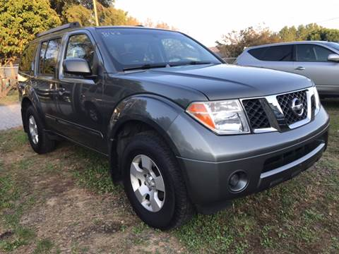 2005 Nissan Pathfinder for sale in Hickory, NC