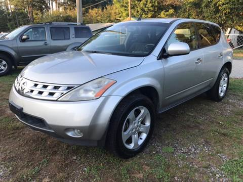 2004 Nissan Murano for sale in Hickory, NC