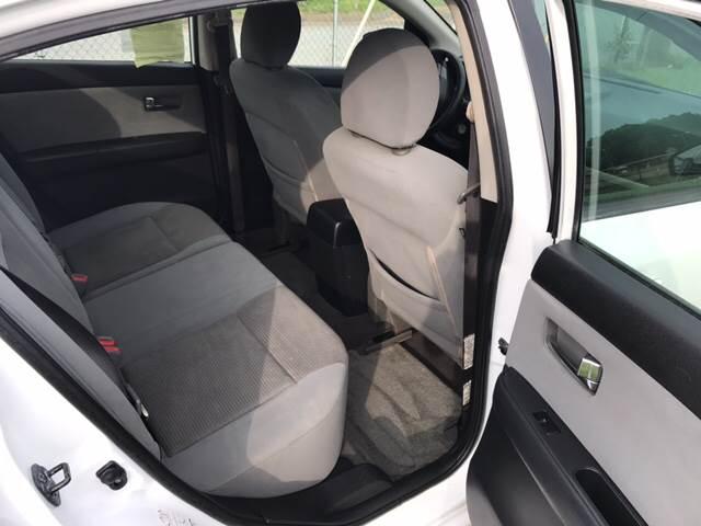 2010 Nissan Sentra 2.0 S 4dr Sedan - Hickory NC