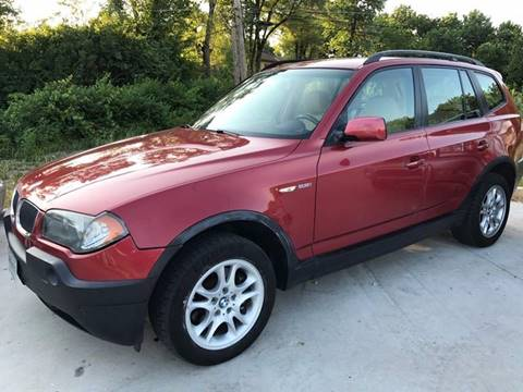 2005 BMW X3 for sale in Overland Park, KS