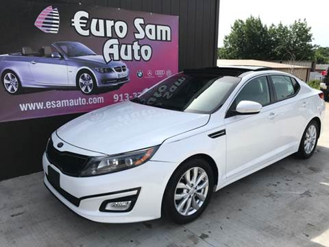 2015 Kia Optima for sale in Overland Park, KS