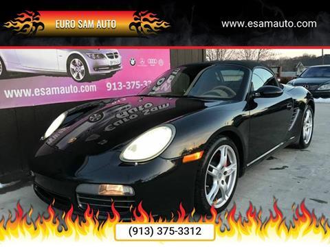 2006 Porsche Boxster for sale at Euro Auto in Overland Park KS