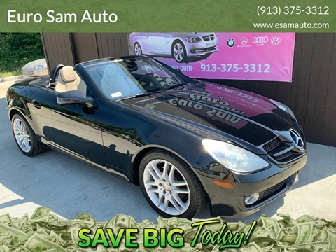2009 Mercedes-Benz SLK for sale in Overland Park, KS