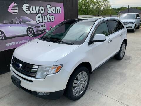 2010 Ford Edge for sale at Euro Auto in Overland Park KS