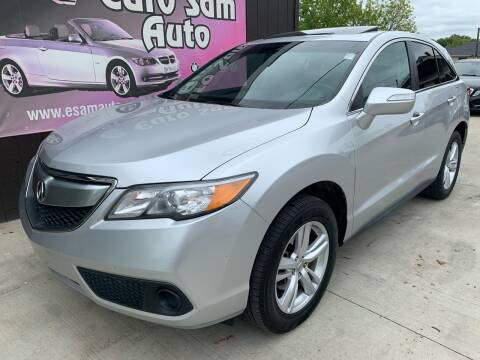 2015 Acura RDX for sale at Euro Auto in Overland Park KS