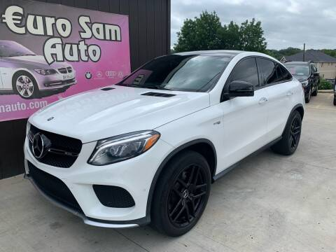 2017 Mercedes-Benz GLE for sale at Euro Auto in Overland Park KS