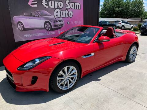 2014 Jaguar F-TYPE for sale at Euro Auto in Overland Park KS