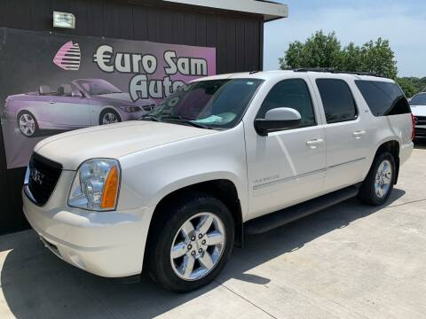 2010 GMC Yukon XL for sale at Euro Auto in Overland Park KS