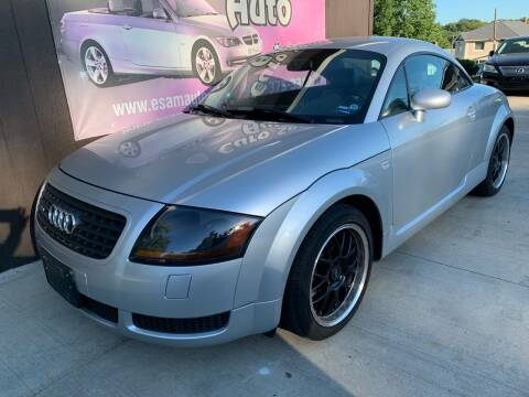 2001 Audi TT for sale at Euro Auto in Overland Park KS