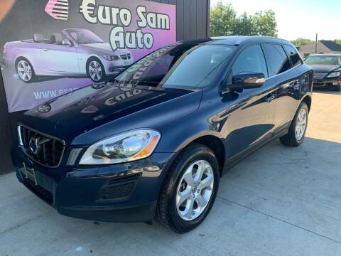 2013 Volvo XC60 for sale at Euro Auto in Overland Park KS