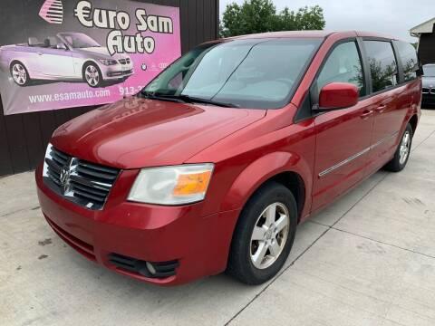 2008 Dodge Grand Caravan for sale at Euro Auto in Overland Park KS