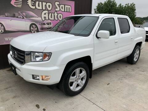 2013 Honda Ridgeline for sale at Euro Auto in Overland Park KS