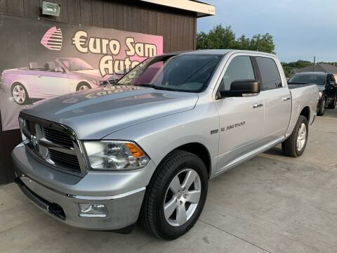 2011 RAM Ram Pickup 1500 for sale at Euro Auto in Overland Park KS