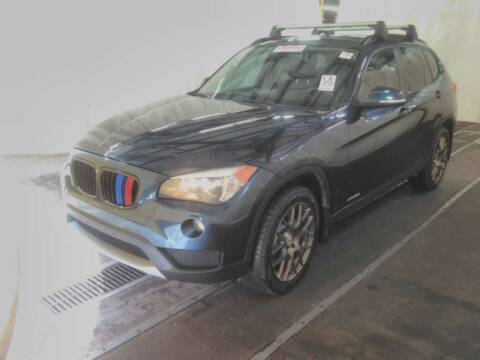 2014 BMW X1 for sale at Euro Auto in Overland Park KS