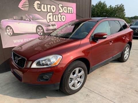 2010 Volvo XC60 for sale at Euro Auto in Overland Park KS