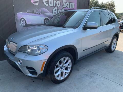 2013 BMW X5 for sale at Euro Auto in Overland Park KS