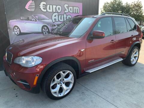 2012 BMW X5 for sale at Euro Auto in Overland Park KS
