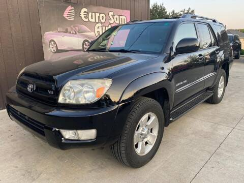 2005 Toyota 4Runner for sale at Euro Auto in Overland Park KS