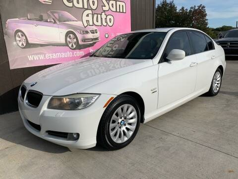 2009 BMW 3 Series for sale at Euro Auto in Overland Park KS