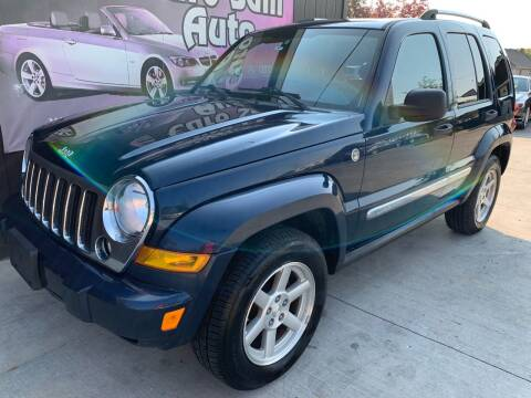 2006 Jeep Liberty for sale at Euro Auto in Overland Park KS
