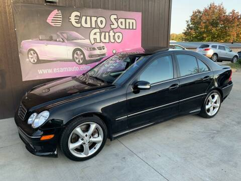 2006 Mercedes-Benz C-Class for sale at Euro Auto in Overland Park KS