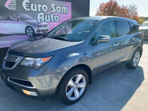 2011 Acura MDX for sale at Euro Auto in Overland Park KS