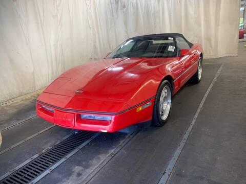 1990 Chevrolet Corvette for sale at Euro Auto in Overland Park KS