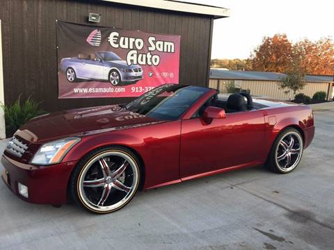 2004 Cadillac XLR for sale in Overland Park, KS