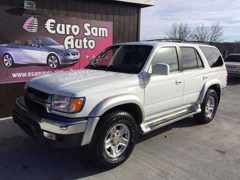 2002 Toyota 4Runner for sale in Overland Park, KS