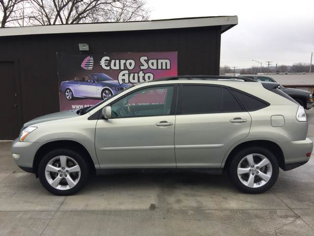 2004 Lexus RX 330 For Sale At Euro Sam Auto In Overland Park KS