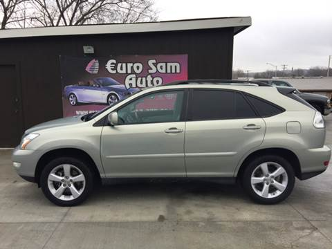 2004 Lexus RX 330 for sale at Euro Auto in Overland Park KS