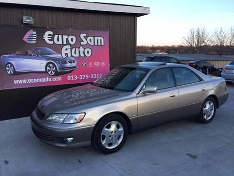 2000 Lexus ES 300 for sale at Euro Auto in Overland Park KS