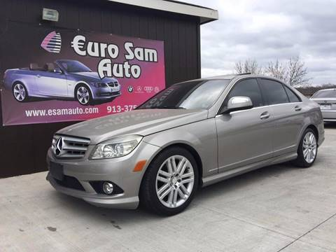 2008 Mercedes-Benz C-Class for sale in Overland Park, KS
