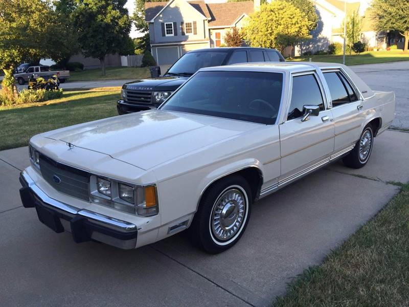 1991 Ford Ltd Crown Victoria Lx In Overland Park Ks Euro