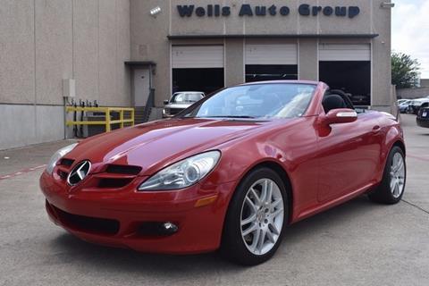 2007 Mercedes-Benz SLK for sale in Carrollton, TX