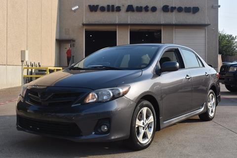 2012 Toyota Corolla for sale in Carrollton, TX