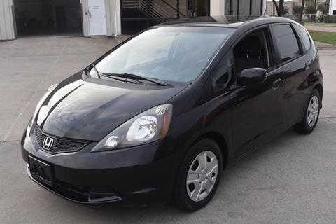 2013 Honda Fit for sale in Carrollton, TX