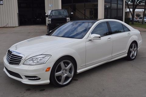 2011 Mercedes-Benz S-Class for sale in Carrollton, TX