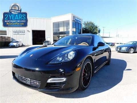 2013 Porsche Panamera for sale in Carrollton, TX