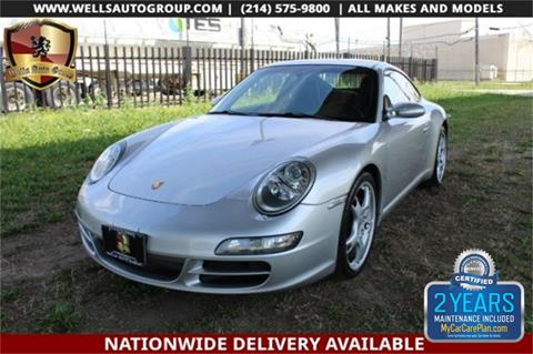 2005 Porsche 911 for sale in Carrollton, TX