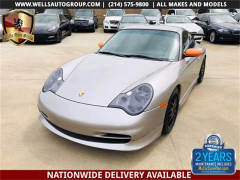 2002 Porsche 911 for sale in Carrollton, TX