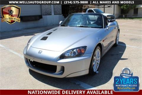 2007 Honda S2000 for sale in Carrollton, TX
