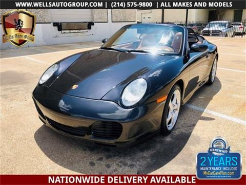 2004 Porsche 911 for sale in Carrollton, TX
